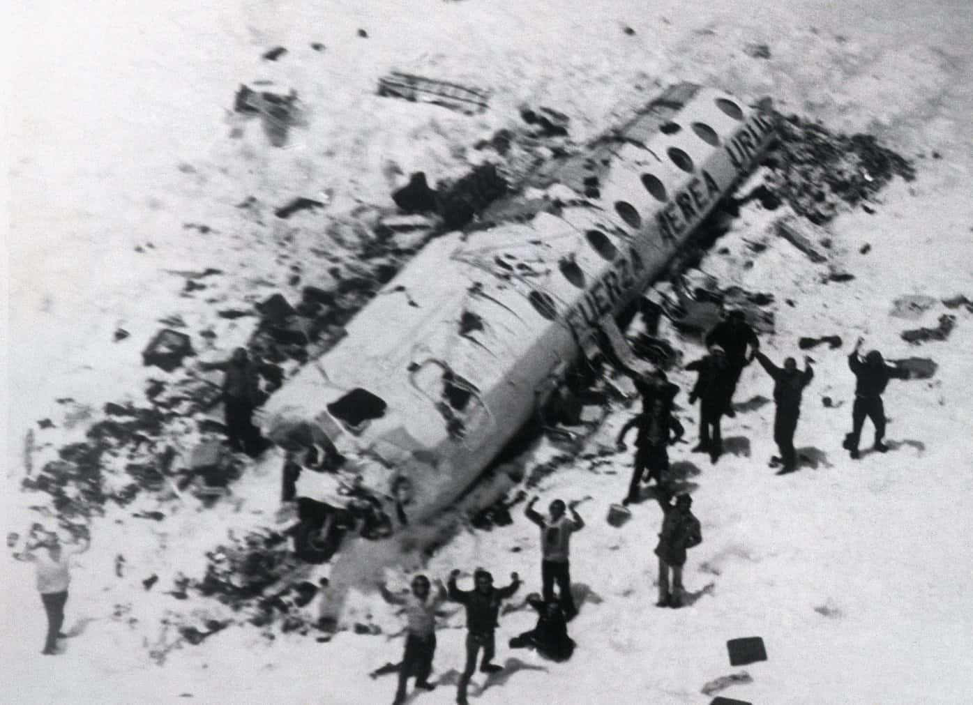 Andes Plane Crash Museum In Montevideo GuruGUAY - Mountainous terrain aircraft accidents map us