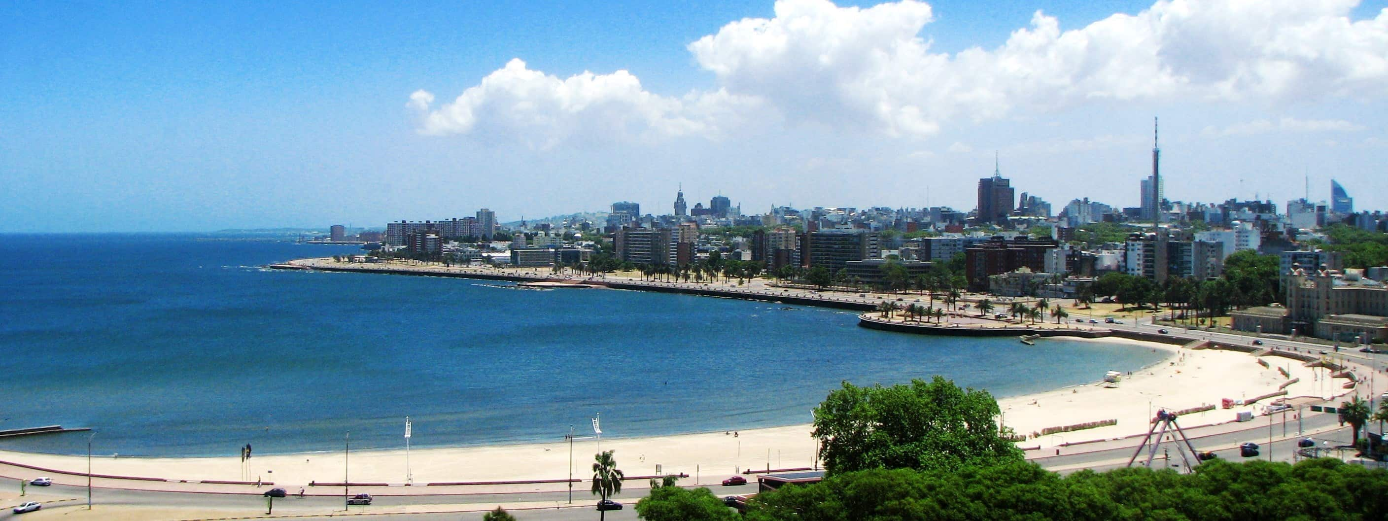 Places You Have To Visit In The Us Not Just Great Culture Montevideo Has 10 Fine Beaches