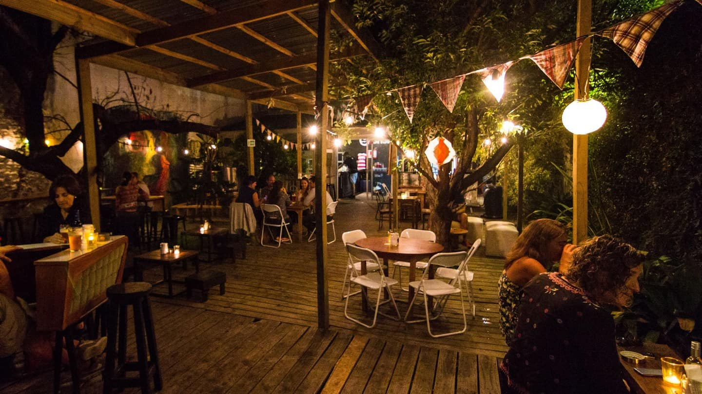 Shelter Patio Cervecero – hidden beer garden - Guru\'Guay